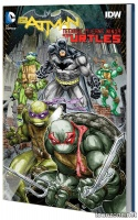 BATMAN/TEENAGE MUTANT NINJA TURTLES HC