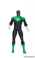 DC COMICS DESIGNER SERIES: DARWYN COOKE ACTION FIGURES SERIES 2 - GREEN LANTERN JOHN STEWART