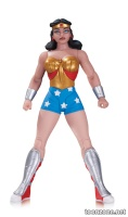 DC COMICS DESIGNER SERIES: DARWYN COOKE ACTION FIGURES SERIES 2 - WONDER WOMAN