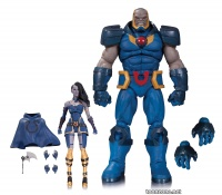DARKSEID AND GRAIL ACTION FIGURE 2-PACK