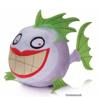 DC SUPER PETS!: JOKER FISH PLUSH FIGURE
