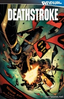 DEATHSTROKE ANNUAL #2