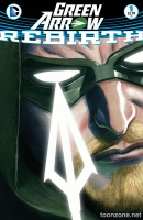 GREEN ARROW: REBIRTH #1