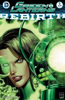 GREEN LANTERNS: REBIRTH #1