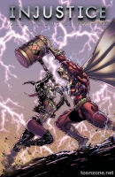 INJUSTICE: GODS AMONG US YEAR FIVE #11