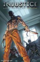 INJUSTICE: GODS AMONG US YEAR FIVE #12