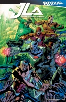 JUSTICE LEAGUE OF AMERICA ANNUAL #1
