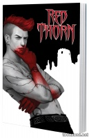 RED THORN VOL. 1: GLASGOW KISS TP
