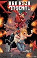 RED HOOD/ARSENAL #13