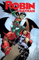 ROBIN, SON OF BATMAN #13