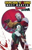 SUICIDE SQUAD MOST WANTED: DEADSHOT/KATANA #6