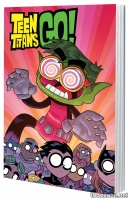 TEEN TITANS GO! VOL. 2: WELCOME TO THE PIZZA DOME TP