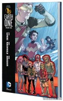TEEN TITANS EARTH ONE VOL. 2 HC