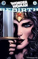 WONDER WOMAN: REBIRTH #1