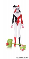 DC COMICS DESIGNER SERIES: AMANDA CONNER HOLIDAY HARLEY QUINN ACTION FIGURE