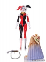 DC COMICS DESIGNER SERIES: AMANDA CONNER SPACESUIT HARLEY QUINN ACTION FIGURE