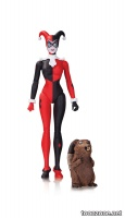 DC COMICS DESIGNER SERIES: AMANDA CONNER TRADITIONAL HARLEY QUINN ACTION FIGURE