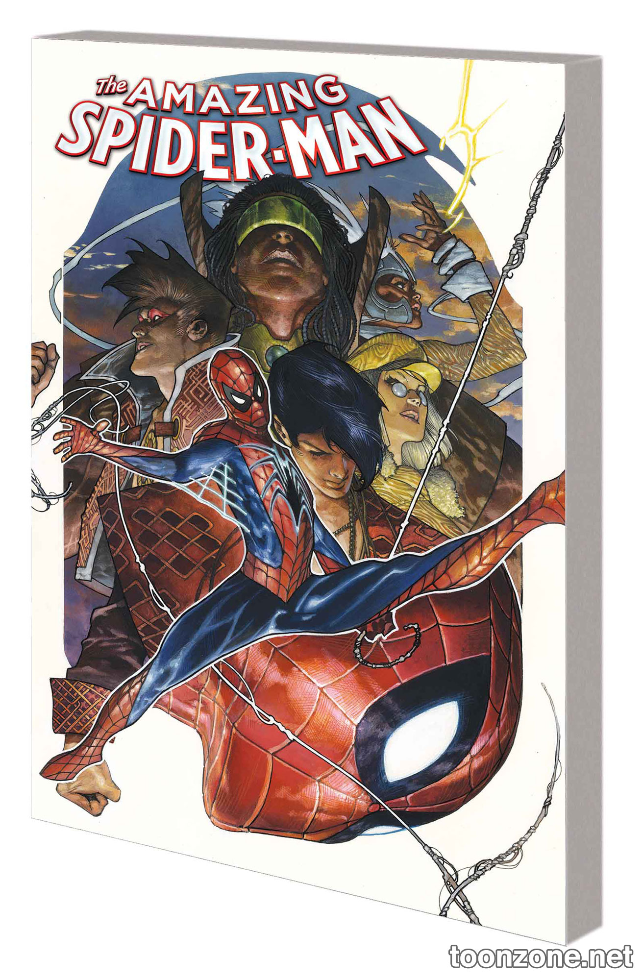 AMAZING SPIDER-MAN: AMAZING GRACE TPB