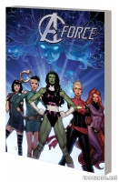 A-FORCE VOL. 1: HYPERTIME TPB