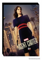 MARVEL'S AGENT CARTER: SEASON TWO DECLASSIFIED HC SLIPCASE
