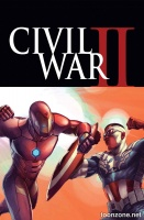 CIVIL WAR II #1 (OF 7) (Steve McNiven Variant)