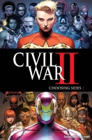 CIVIL WAR II: CHOOSING SIDES #1 (OF 6)