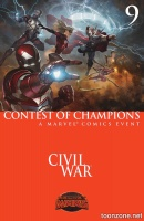 CONTEST OF CHAMPIONS #9
