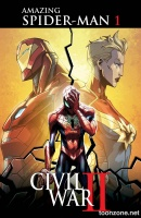 CIVIL WAR II: AMAZING SPIDER-MAN #1 (OF 4)