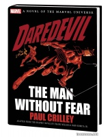 DAREDEVIL: THE MAN WITHOUT FEAR PROSE NOVEL HC