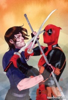 DEADPOOL V GAMBIT #1 (OF 5)