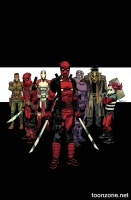 DEADPOOL & THE MERCS FOR MONEY #5 (OF 5)