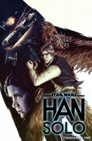 STAR WARS: HAN SOLO #1 (of 5)