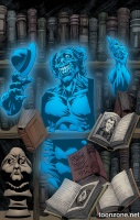 HAUNTED MANSION #4 (OF 5) (Kelley Jones Variant)
