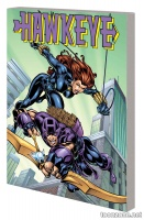 HAWKEYE & THE THUNDERBOLTS VOL. 2 TPB