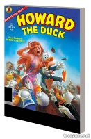 HOWARD THE DUCK: THE COMPLETE COLLECTION VOL. 3 TPB