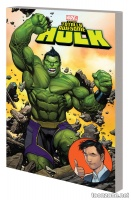 THE TOTALLY AWESOME HULK VOL. 1: CHO TIME TPB