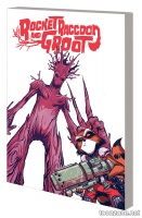 ROCKET RACCOON & GROOT VOL. 1: TRICKS OF THE TRADE TPB