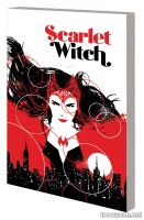 SCARLET WITCH VOL. 1: WITCHES' ROAD TPB