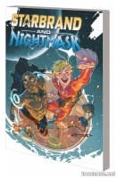 STARBRAND & NIGHTMASK: ETERNITY'S CHILDREN (ATTEND UNIVERSITY) TPB