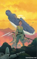 STAR WARS: THE FORCE AWAKENS ADAPTATION #1 (of 5)