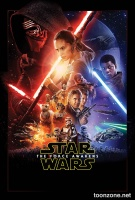 STAR WARS: THE FORCE AWAKENS ADAPTATION #1 (of 5) (Movie Cover)