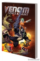 VENOM: SPACE KNIGHT VOL. 1: AGENT OF THE COSMOS TPB
