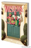 THE VISION VOL. 1: LITTLE WORSE THAN A MAN TPB