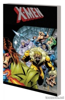 X-MEN: THE TRIAL OF GAMBIT TPB