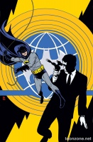 BATMAN '66 MEETS THE MAN FROM U.N.C.L.E. HC
