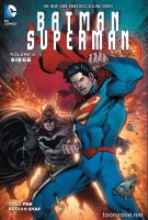 BATMAN/SUPERMAN VOL. 4: SIEGE TP