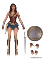 DC FILMS: BATMAN v SUPERMAN: DAWN OF JUSTICE WONDER WOMAN ACTION FIGURE