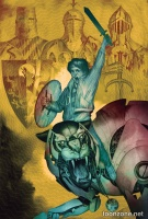 FABLES: THE DELUXE EDITION BOOK 13 HC