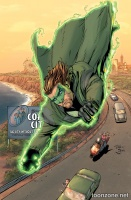 GREEN LANTERN VOL. 8: REFLECTIONS HC