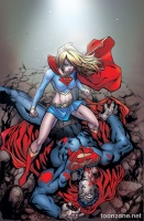 SUPERGIRL VOL. 2: BREAKING THE CHAIN TP